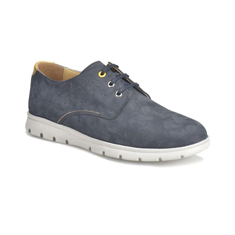 Flogart 40-3 Lacivert Erkek Comfort Ayakkabı