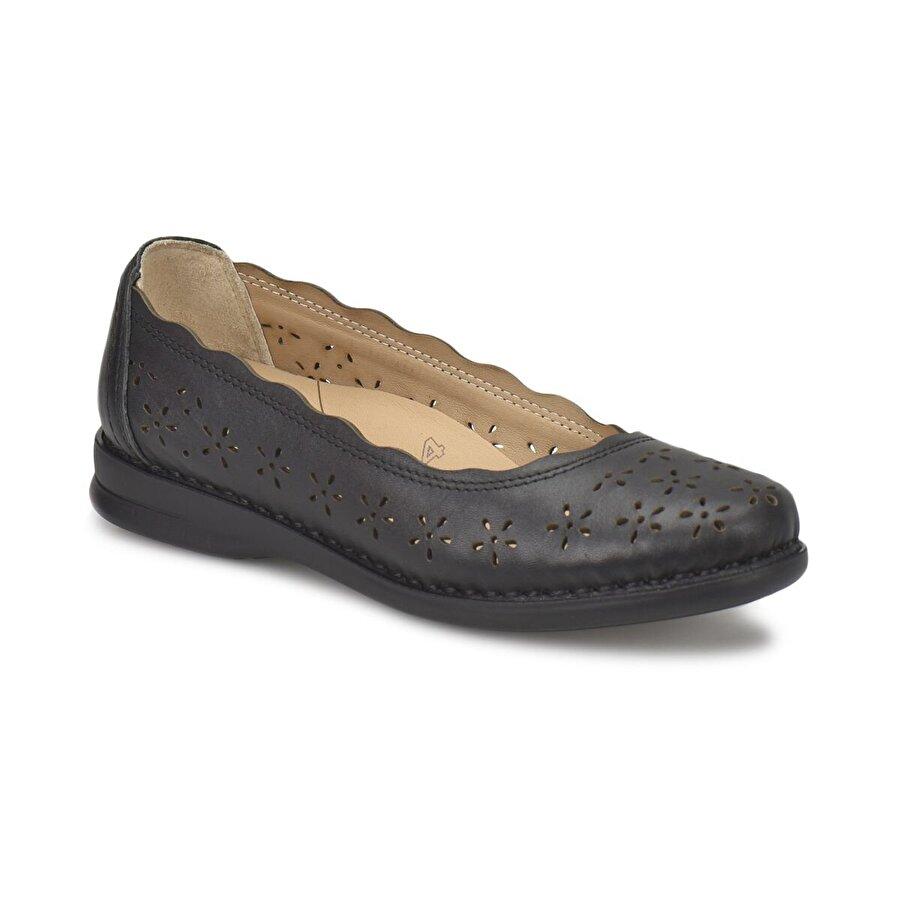 Polaris 5 Nokta 81.111091.Z Siyah Kadın Ayakkabı