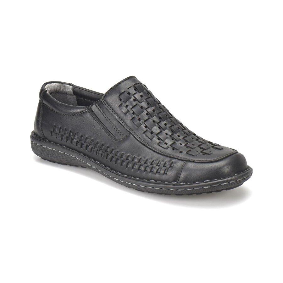 Flexall ZMRT-2 Siyah Erkek Klasik Ayakkabı