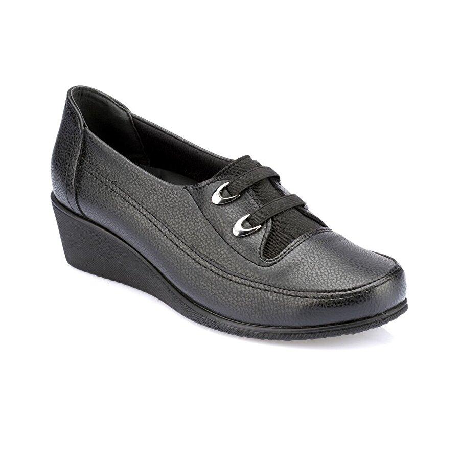 Polaris 5 Nokta 82.107552.Z Siyah Kadın Ayakkabı