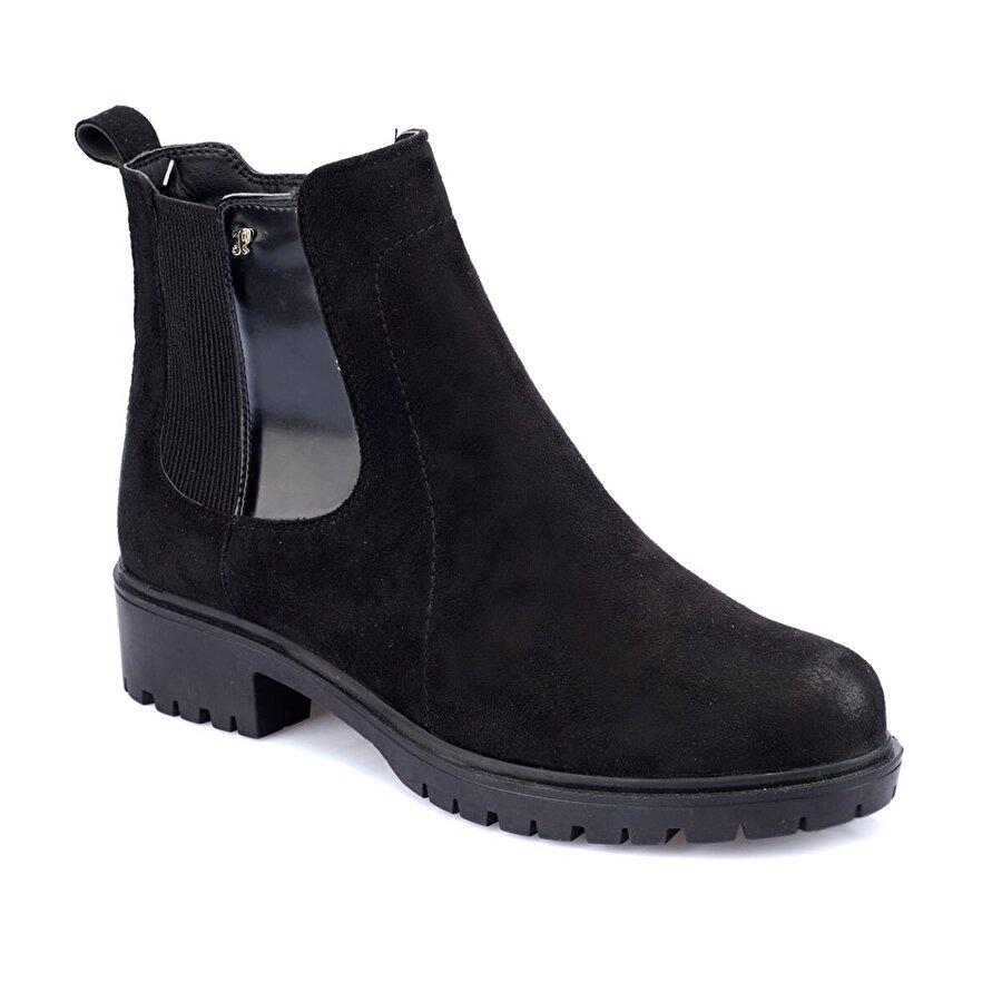 Polaris 82.150320SZ Siyah Kadın Casual Ayakkabı