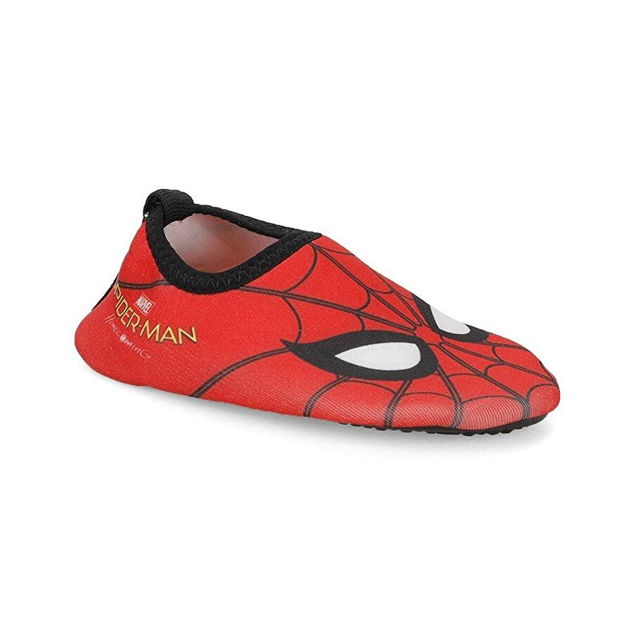Spiderman 92733 BE Kırmızı Erkek Çocuk Deniz Ayakkabısı