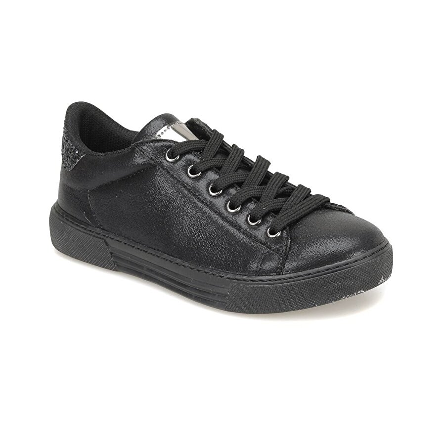 Seventeen LOCA Siyah Kız Çocuk Sneaker
