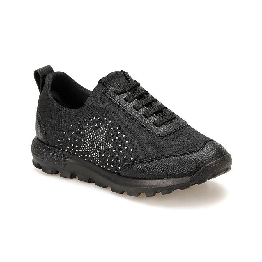 Art Bella CW18095 Siyah Kadın Ayakkabı