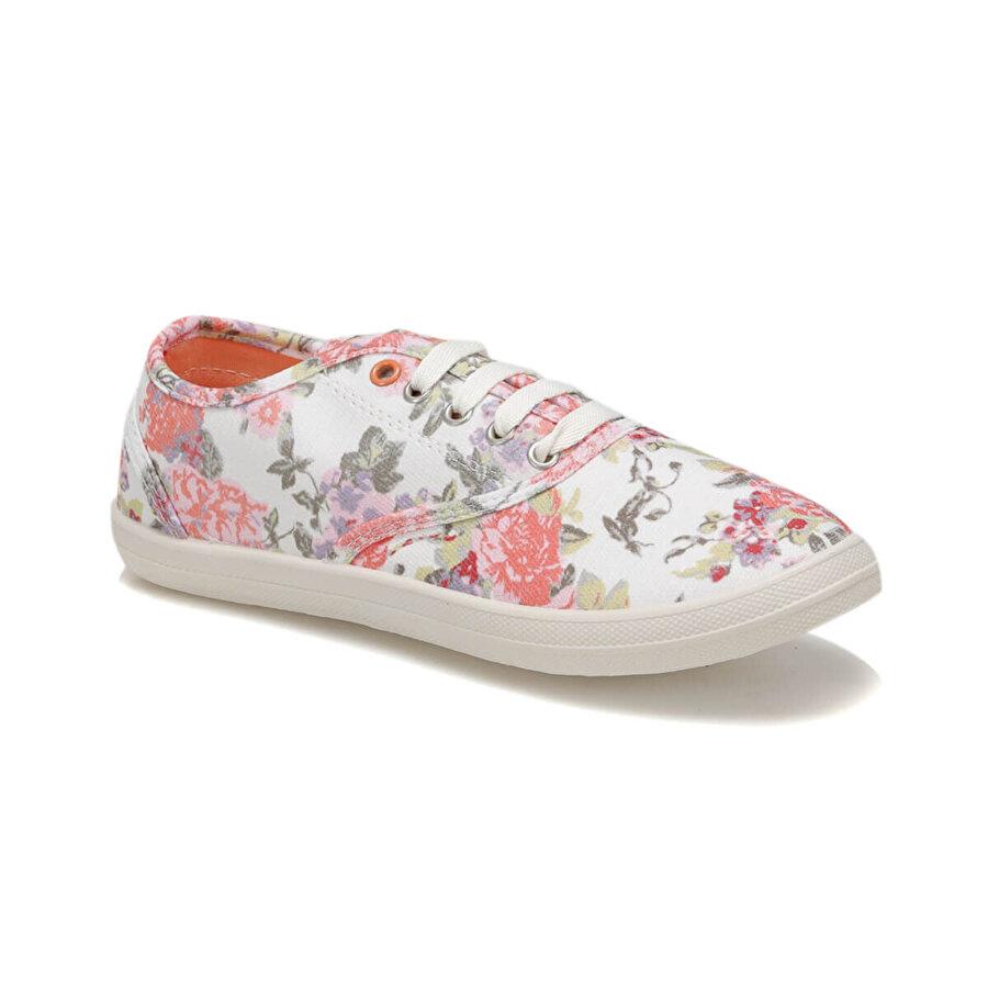 Dunlop 511007Z07Z59Z Çok Renkli Kadın Sneaker Ayakkabı