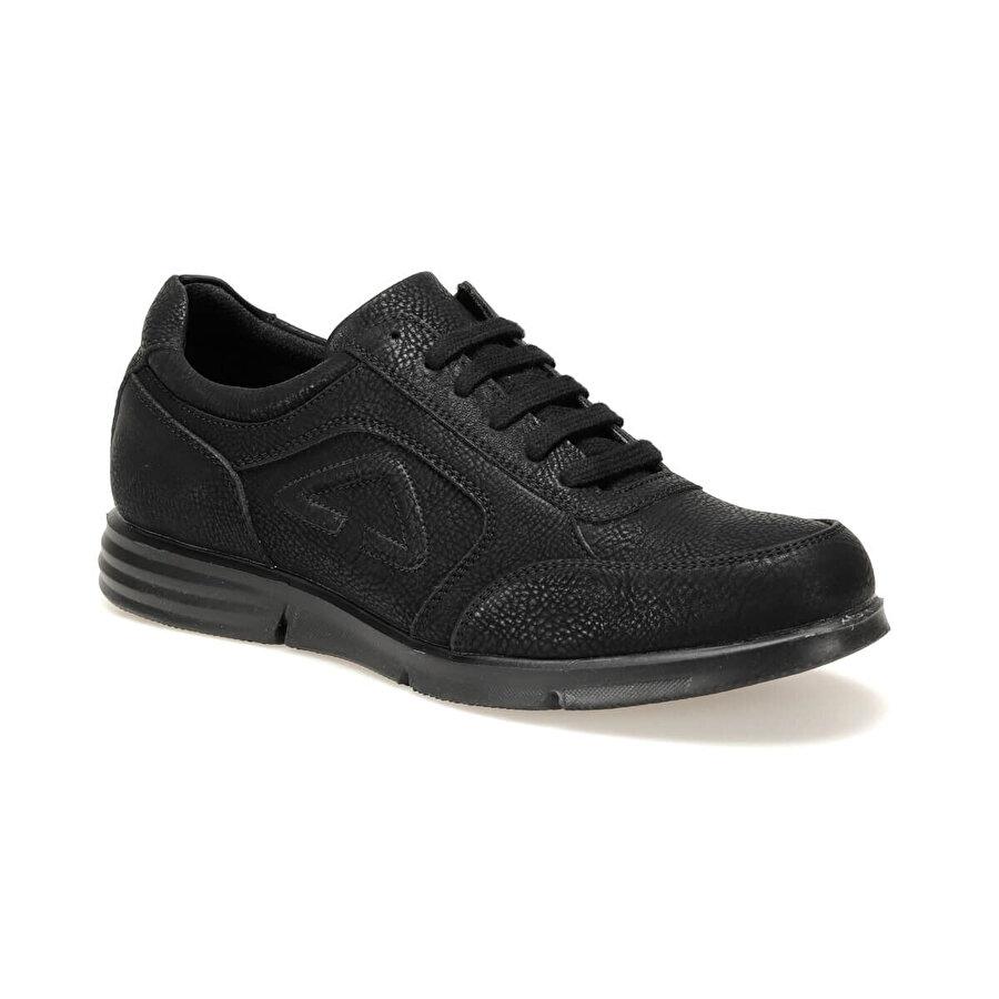 Oxide 014-3 C Siyah Erkek Ayakkabı