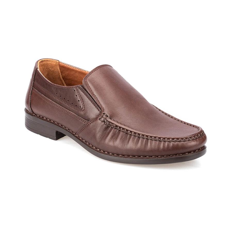 Polaris 5 Nokta 91.108867.M Kahverengi Erkek Comfort Ayakkabı