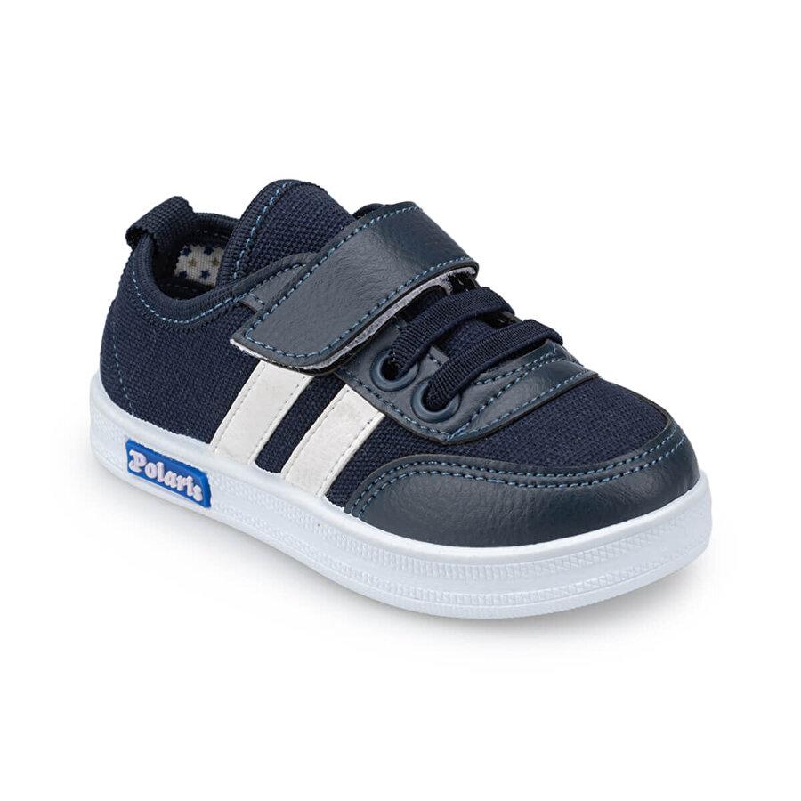 Polaris 91.510302.B Lacivert Erkek Çocuk Sneaker Ayakkabı