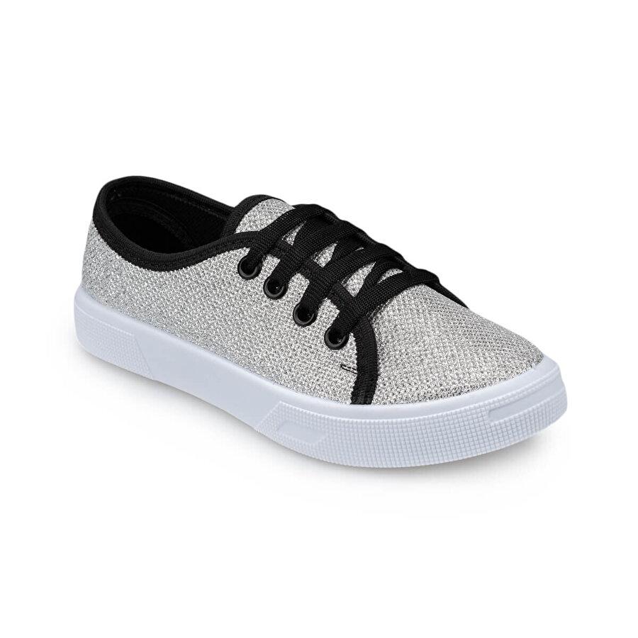 Polaris 91.509151.F Gri Kız Çocuk Ayakkabı