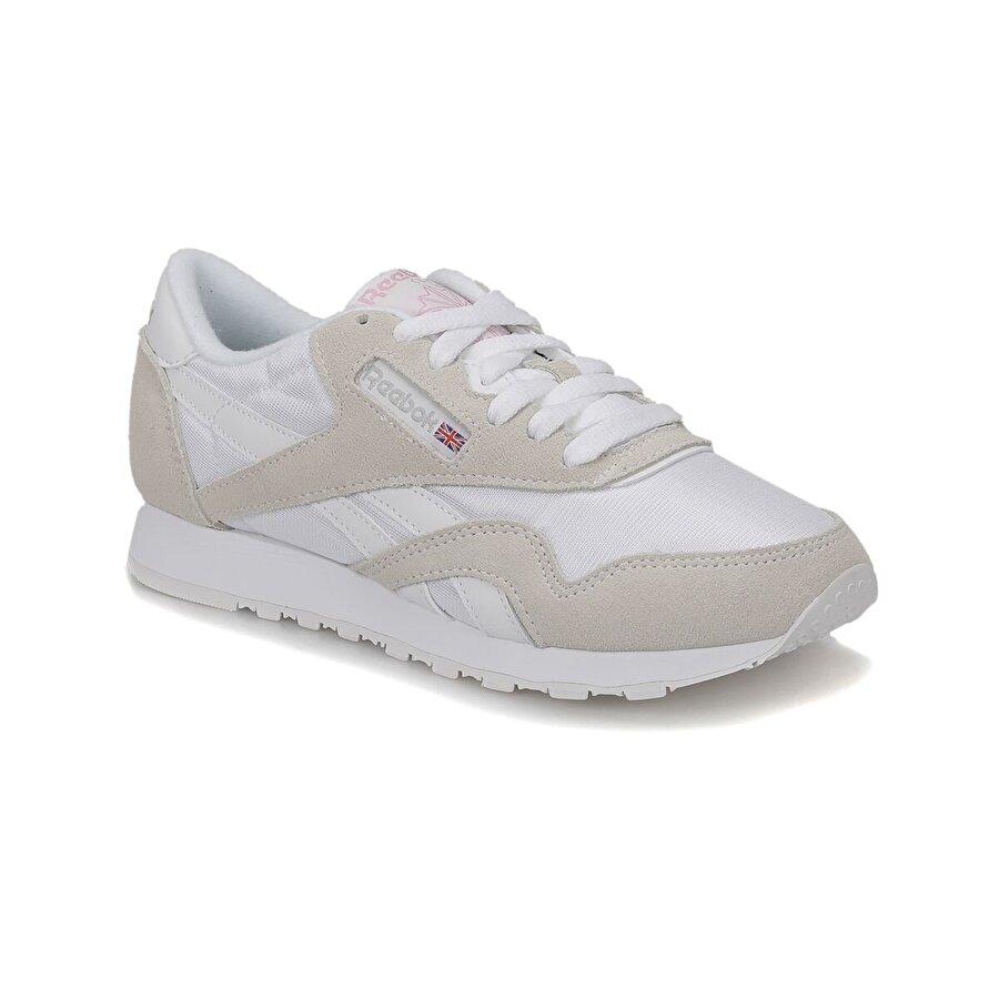 Reebok CL NYLON Beyaz Kadın Sneaker Ayakkabı