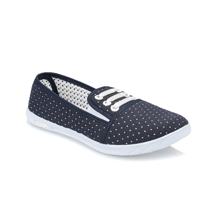 Polaris 91.354989.Z Lacivert Kadın Slip On Ayakkabı