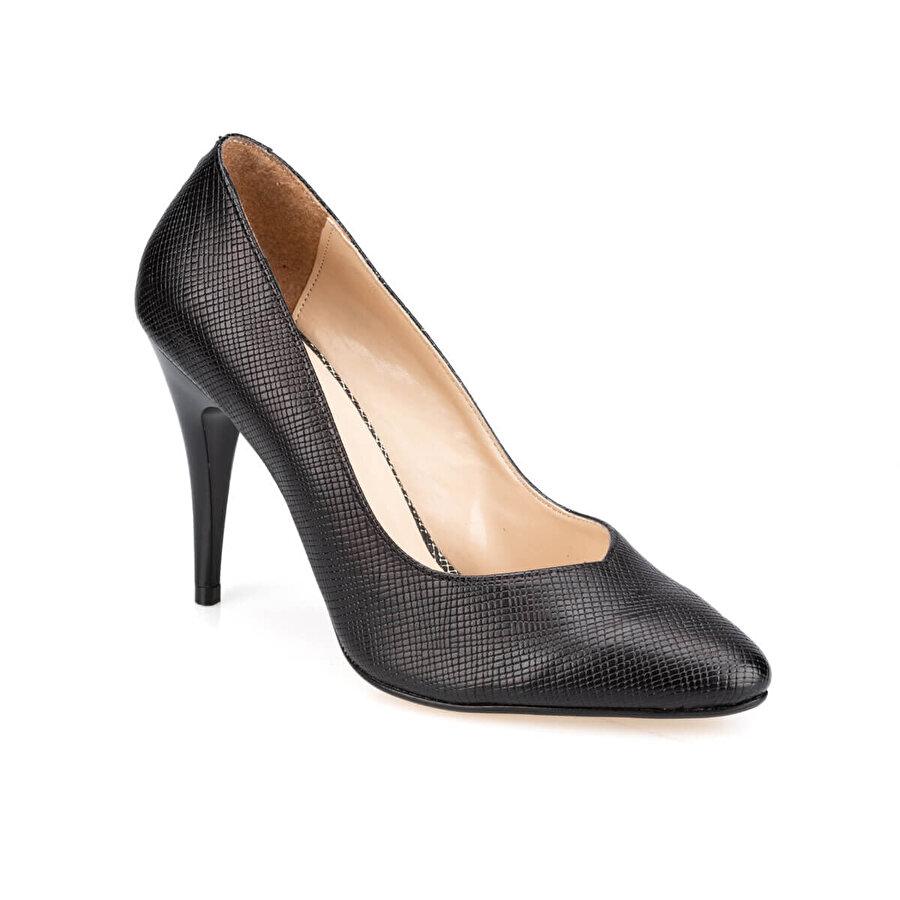 Polaris 91.307263BZ Siyah Kadın Gova Ayakkabı