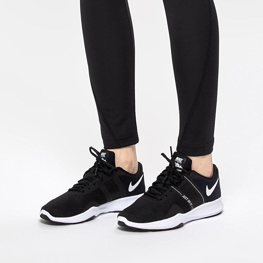 Nike CITY TRAINER 2 Siyah Kadın Koşu Ayakkabısı