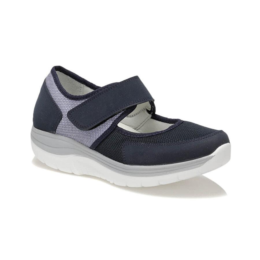 Polaris 5 Nokta 91.111297.Z Lacivert Kadın Ayakkabı