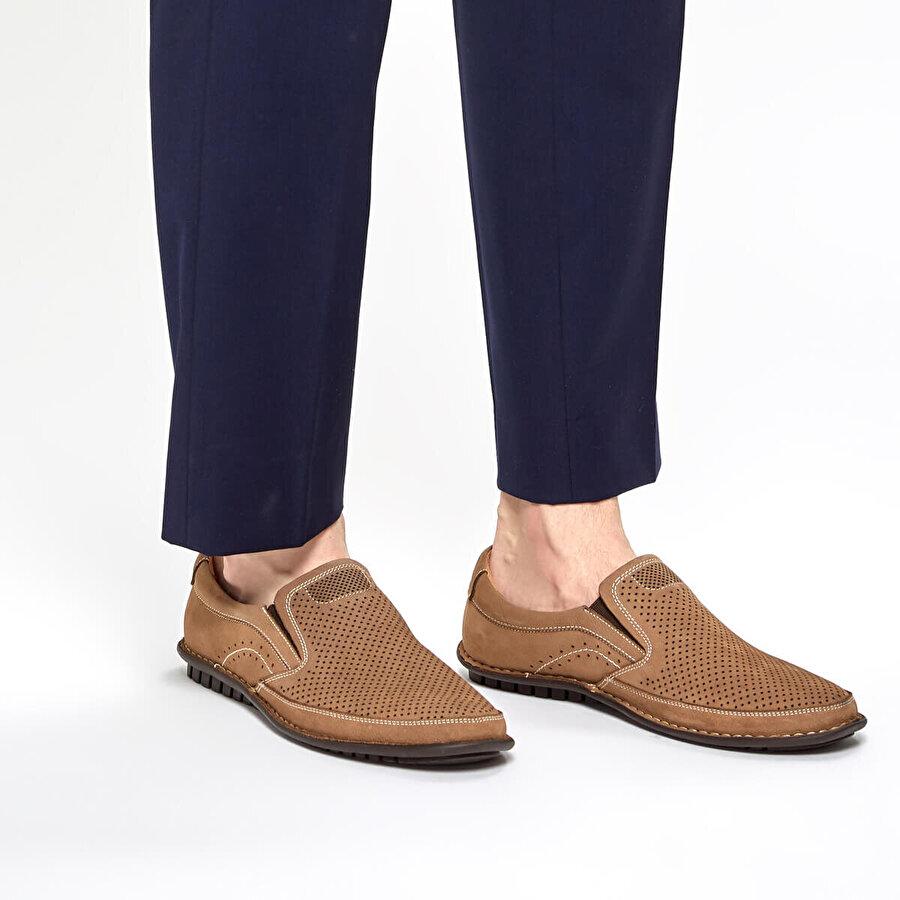 Polaris 5 Nokta 91.100538NM Vizon Erkek Comfort Ayakkabı