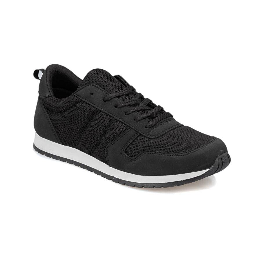 polaris 91.356062.M Siyah Erkek Spor Ayakkabı