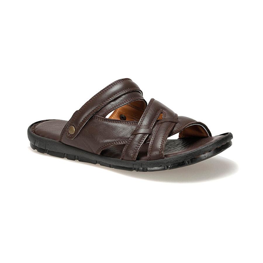 Polaris 91.157710.M Kahverengi Erkek Sandalet