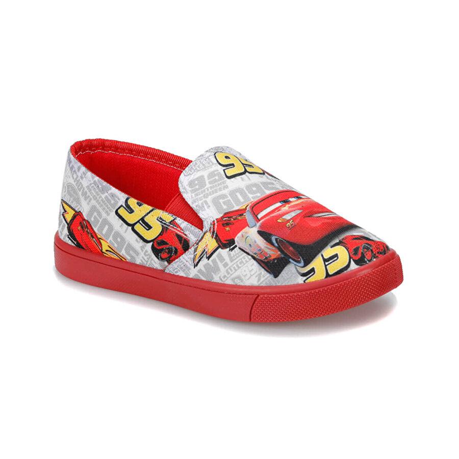 Cars 91.GREEW.P Çok Renkli Erkek Çocuk Slip On Ayakkabı