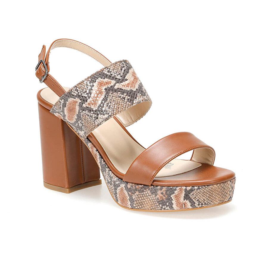 Butigo 19S-011 Taba Kadın Sandalet