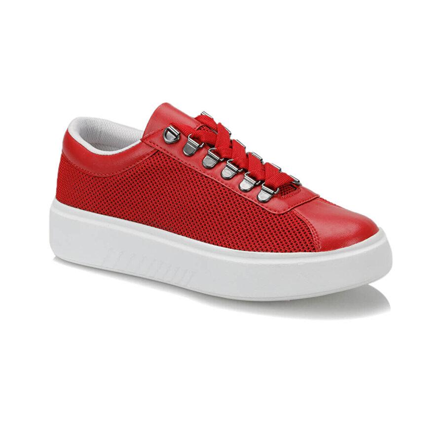 Butigo 19S-101 Kırmızı Kadın Sneaker Ayakkabı