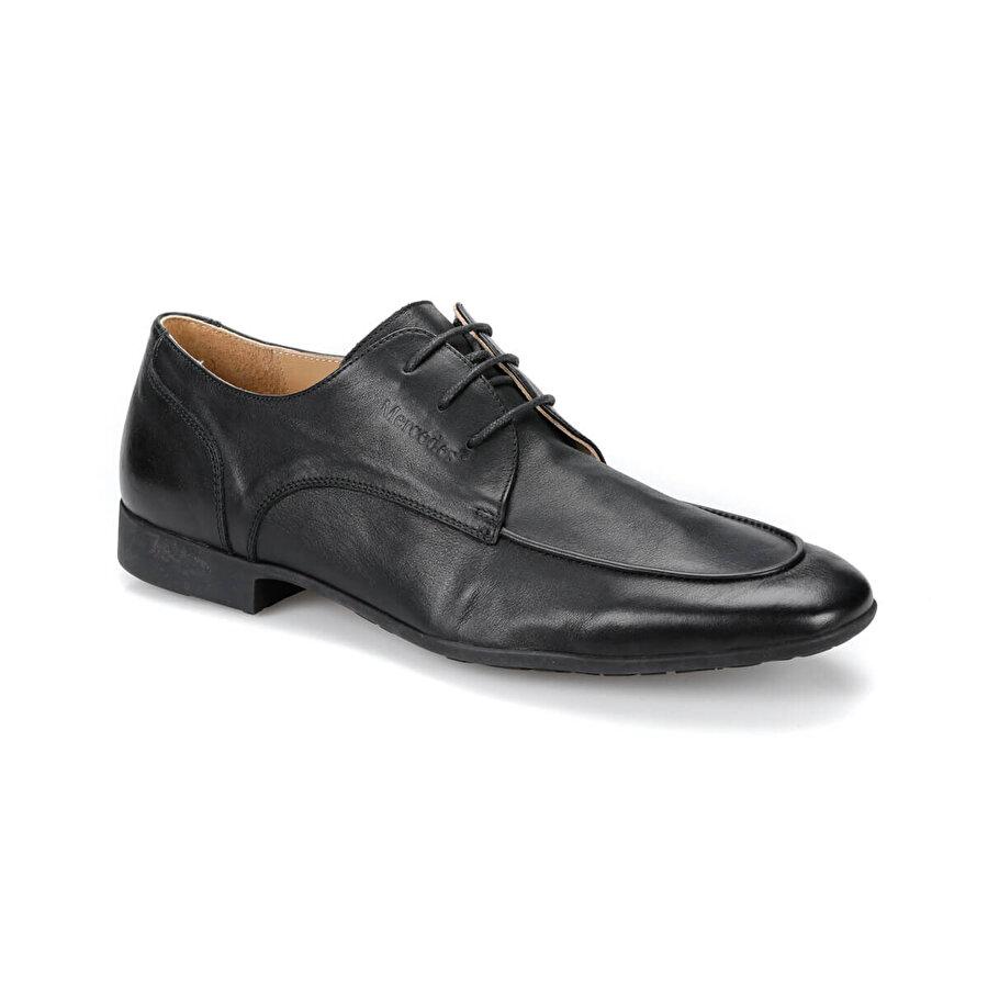 Mercedes BANE Siyah Erkek Klasik Ayakkabı