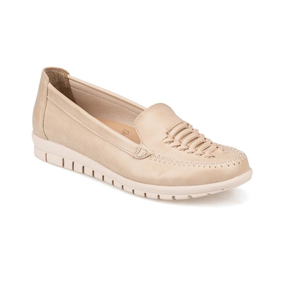 Polaris 5 Nokta 91.100698.Z Vizon Kadın Ayakkabı