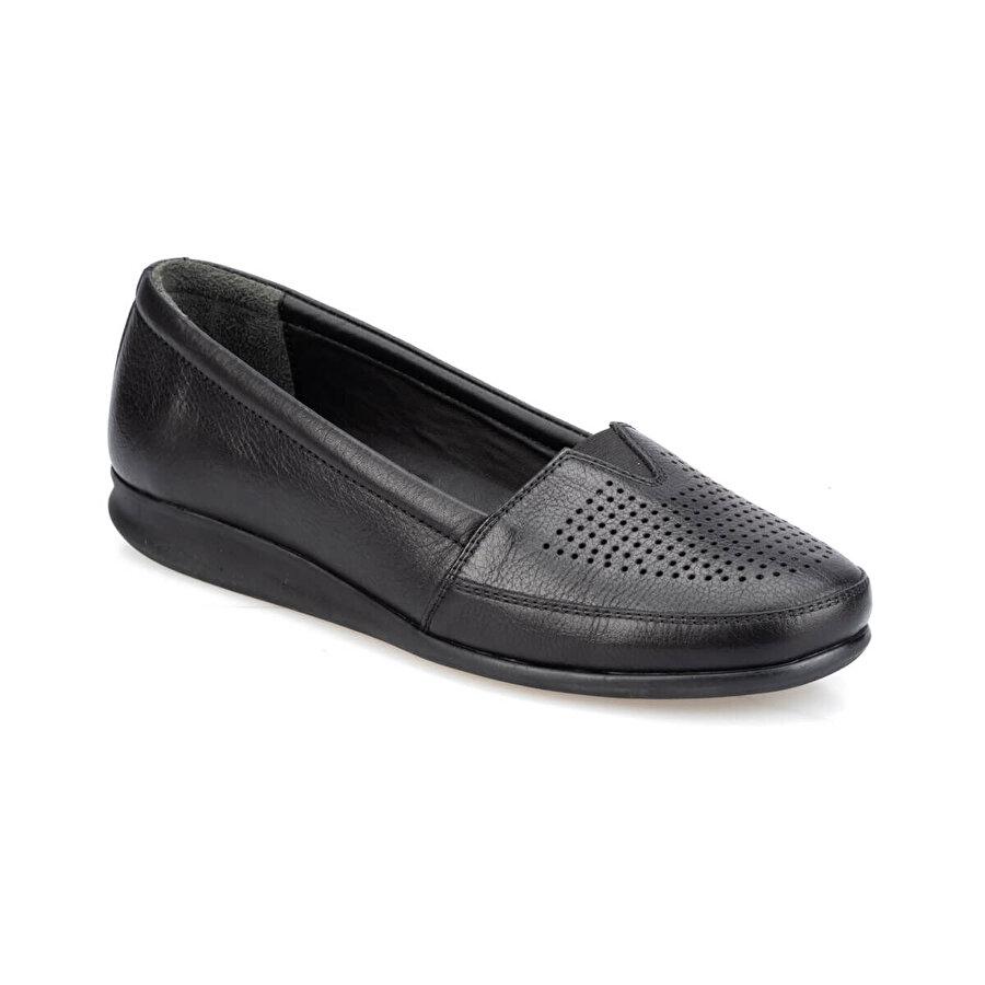 Polaris 5 Nokta 91.100690.Z Siyah Kadın Ayakkabı