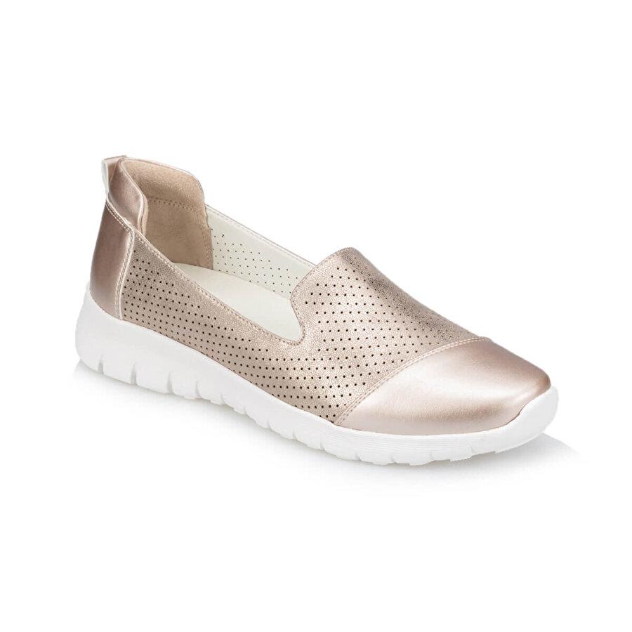 polaris TRV910029 Altın Kadın Ayakkabı