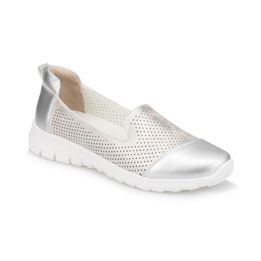 polaris TRV910029 Gümüş Kadın Ayakkabı