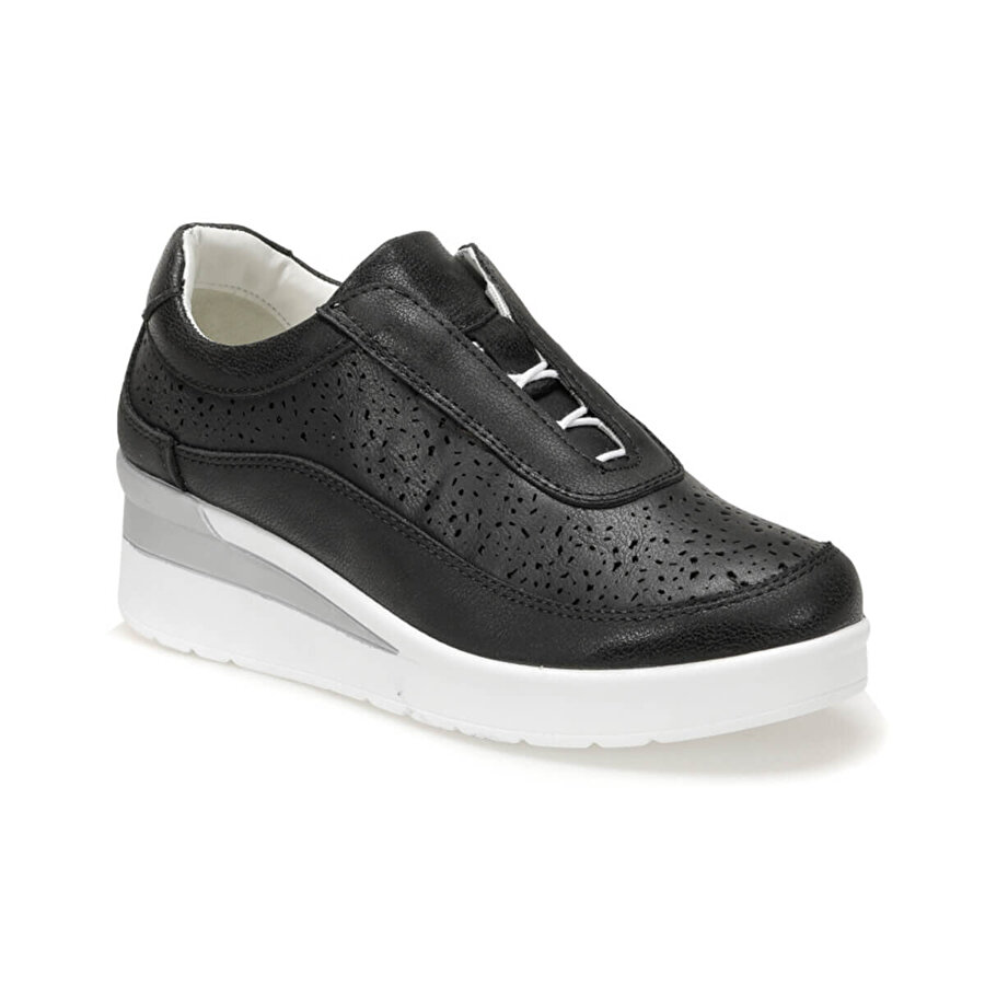 Polaris TRV910020 Siyah Kadın Ayakkabı