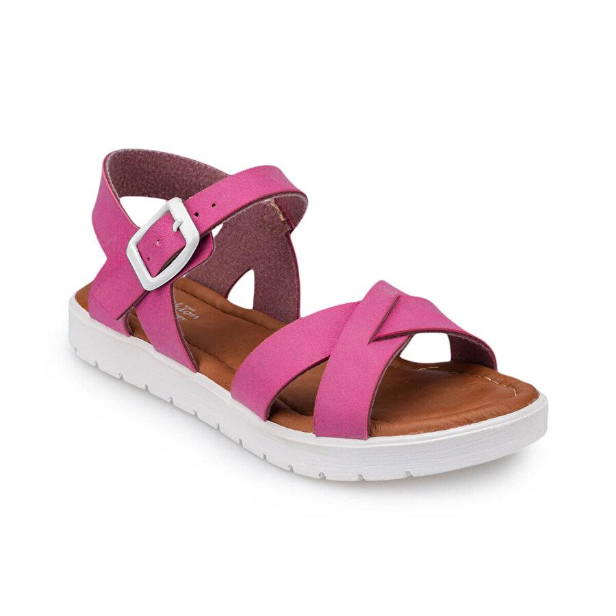 Polaris 91.508159.F Fuşya Kız Çocuk Sandalet