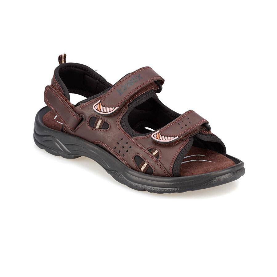 Kinetix BERTIE Kahverengi Erkek Sandalet