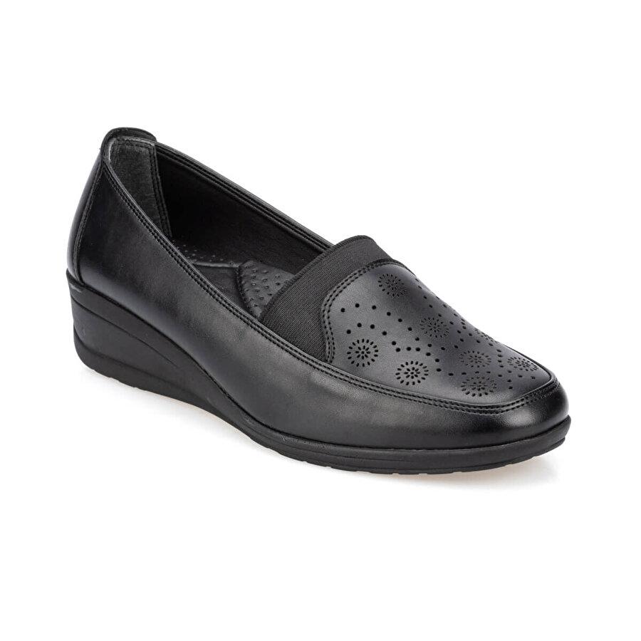 Polaris 91.150706.Z Siyah Kadın Ayakkabı