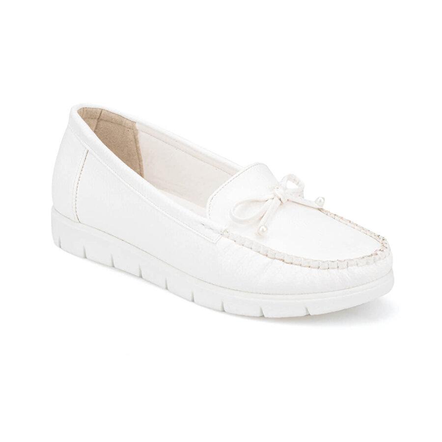 Polaris 91.150658.Z Beyaz Kadın Ayakkabı