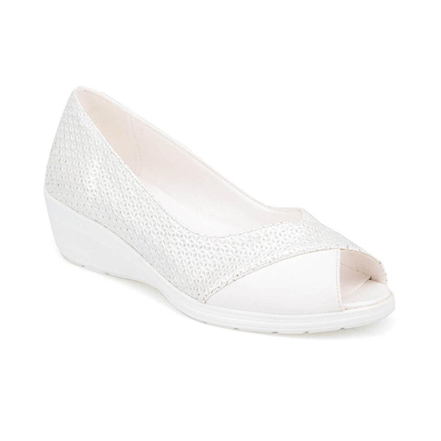 polaris 91.150688.Z Beyaz Kadın Ayakkabı
