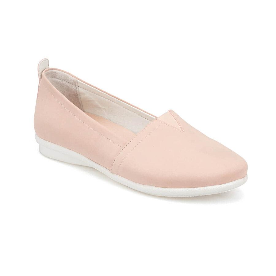 Polaris 91.150652.Z Pudra Kadın Ayakkabı