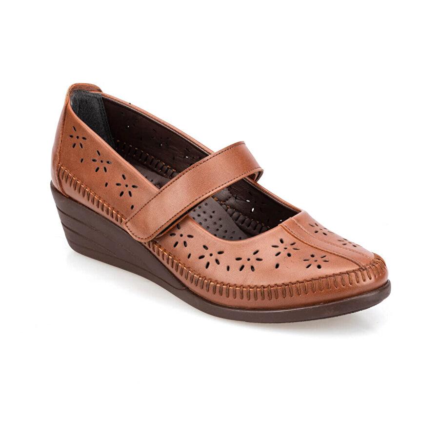 Polaris 91.150708.Z Taba Kadın Ayakkabı