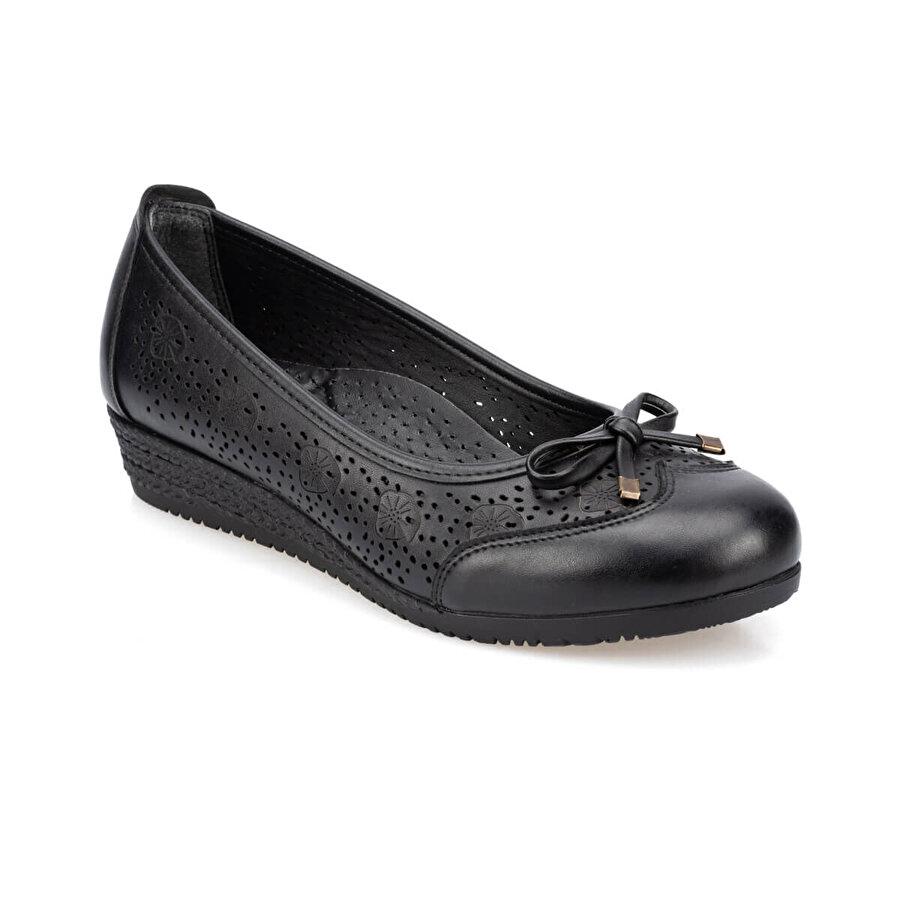 Polaris 91.150704.Z Siyah Kadın Ayakkabı