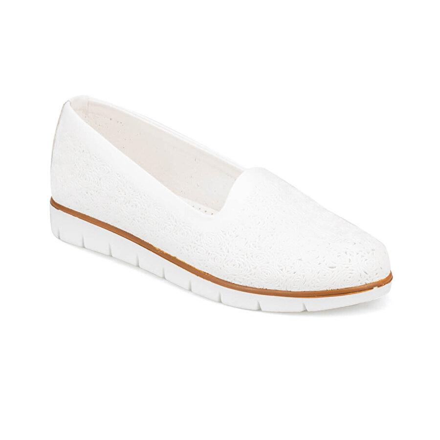 Polaris 91.150694.Z Beyaz Kadın Ayakkabı