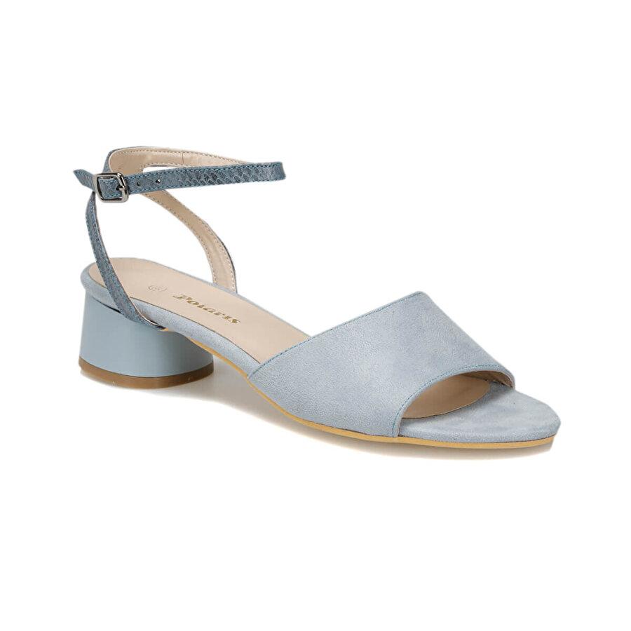 Polaris 91.313185.Z Mavi Kadın Sandalet
