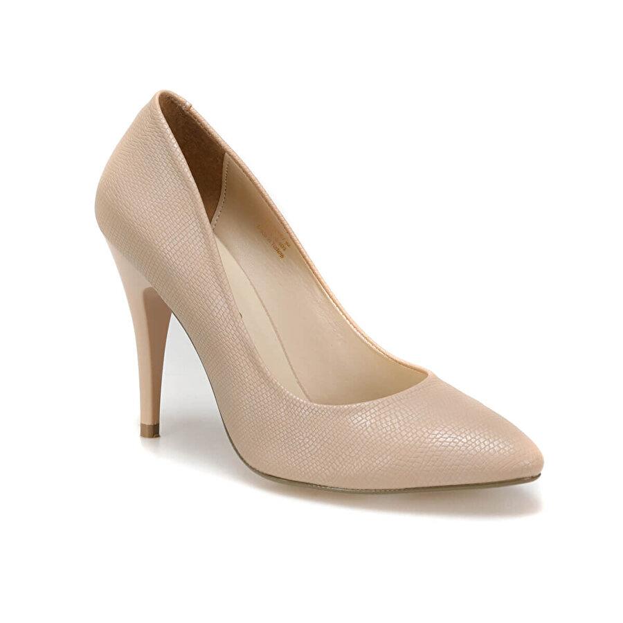 Polaris 91.305097YZ Bej Kadın Gova Ayakkabı