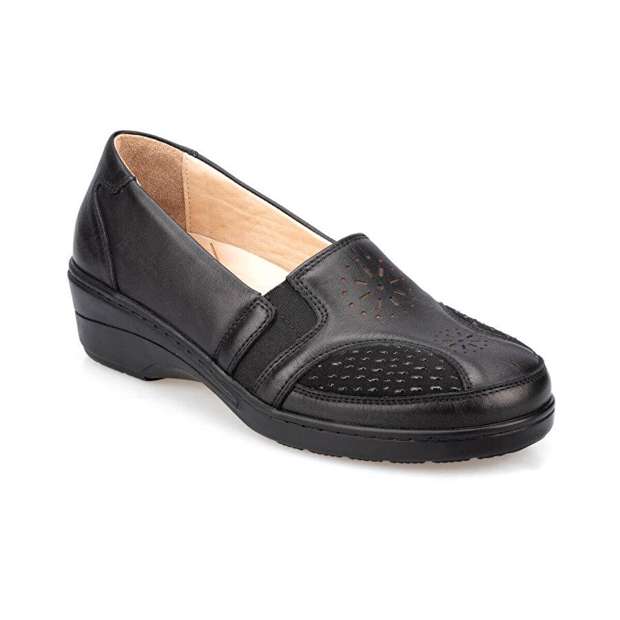 Polaris 5 Nokta 91.100700.Z Siyah Kadın Ayakkabı