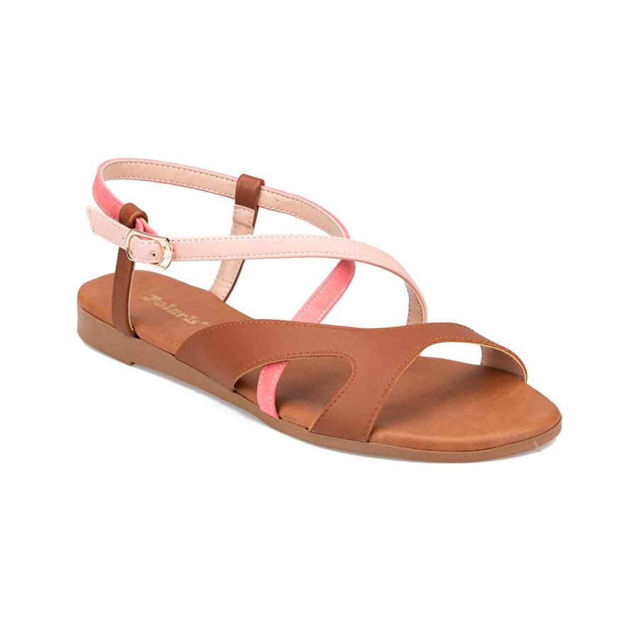 Polaris 91.310140.Z Taba Kadın Sandalet