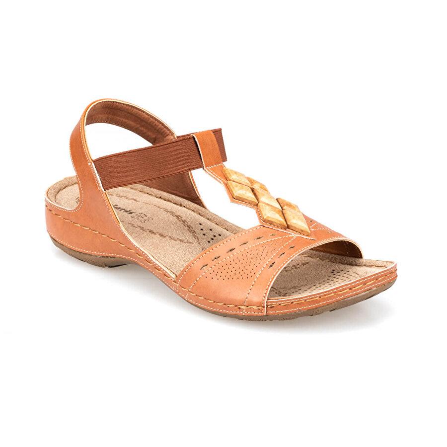 Polaris 91.157364.Z Taba Kadın Sandalet