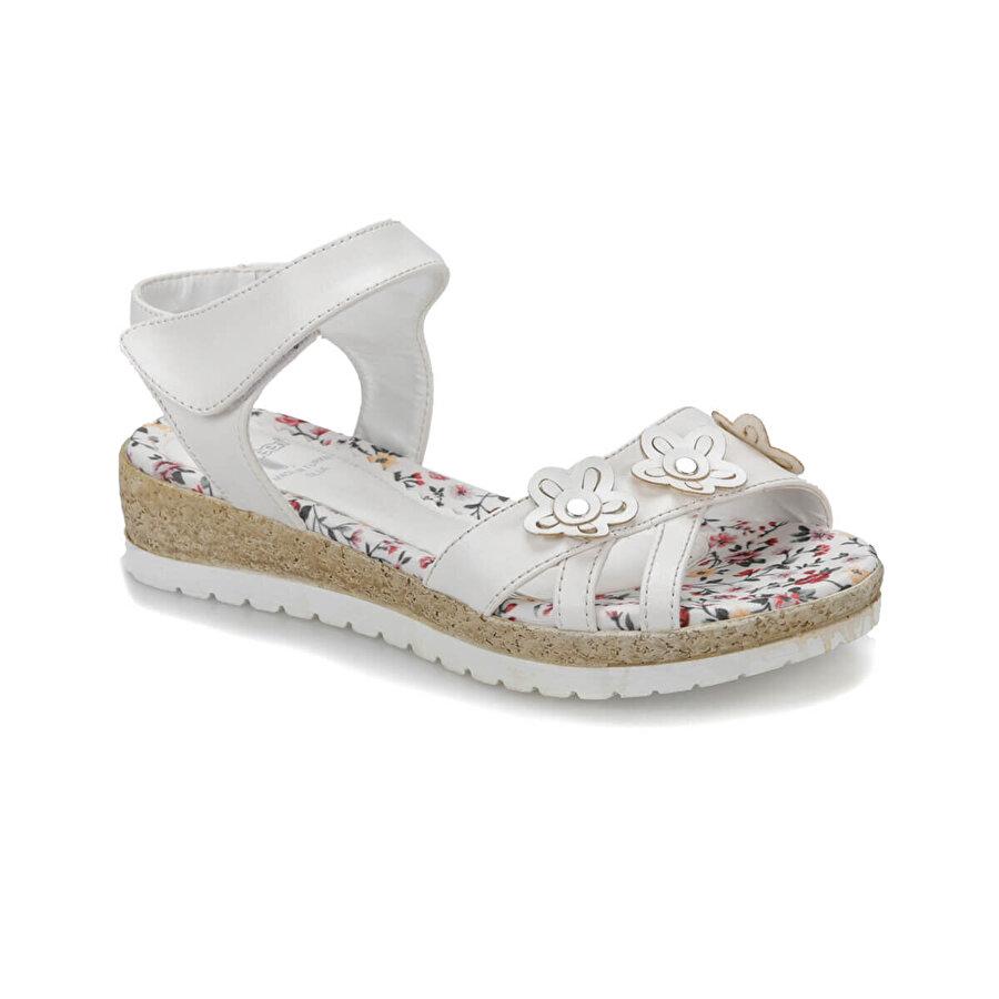 Seventeen OLIA Beyaz Kız Çocuk Sandalet