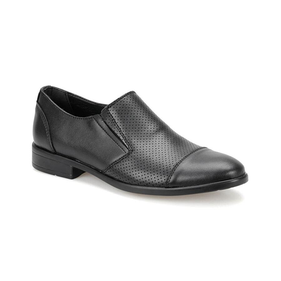 Down Town 550-6 Siyah Erkek Ayakkabı