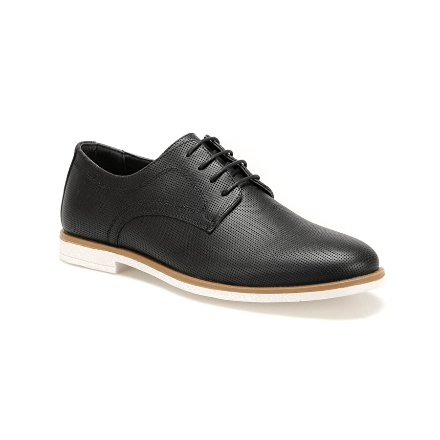 JJ-Stiller 1928 Siyah Erkek Ayakkabı