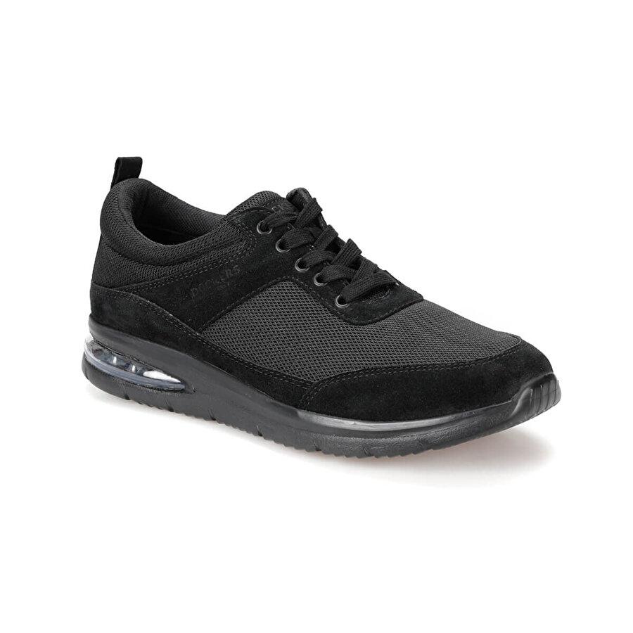 Dockers by Gerli 226244 Siyah Erkek Spor Ayakkabı