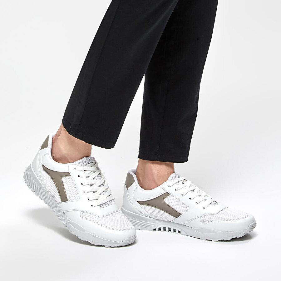 Forester EKL-194 Beyaz Erkek Casual Ayakkabı