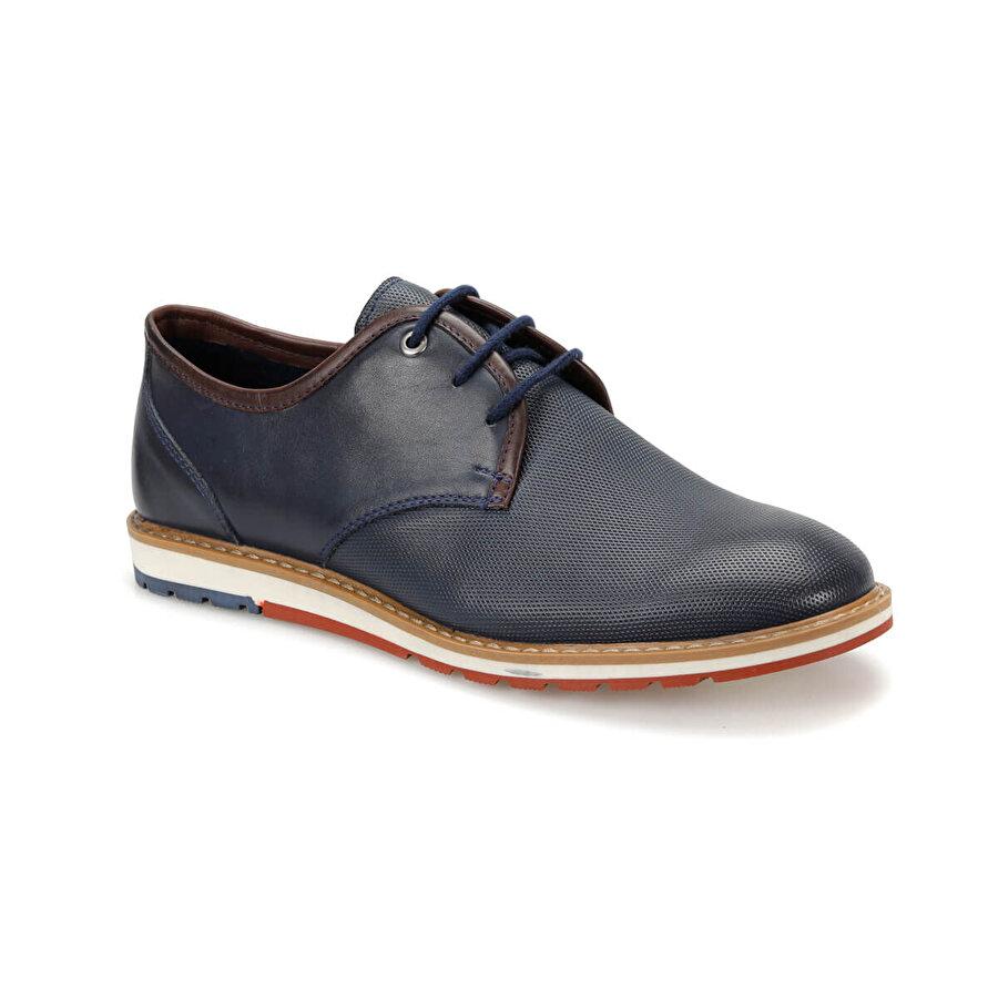 Oxide MKM-290 Lacivert Erkek Ayakkabı